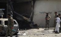 Baku tembak di Afghanistan Utara menewaskan puluhan polisi dan pasukan pembangkang