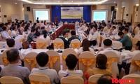 Lokakarya melestarikan keanekaragaman biologi dan perkembangan yang berkesinambungan daerah Vietnam Tengah- daerah Tay Nguyen