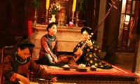 """Musik dalam pusaka-pusaka budaya non bendawi Vietnam"""" bagian I"""