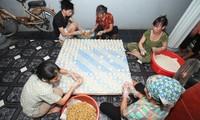 Kue Day Quan Ganh, satu jenis kue khas di Kota Hanoi