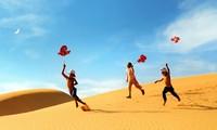 Memperkenalkan sepintas lintas tentang bukit pasir Mui Ne