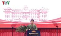 Ketua MN Viet Nam, Nguyen Thi Kim Ngan menghadiri sidang pleno pekerjaan Diplomasi MN pada periode integrasi internasional