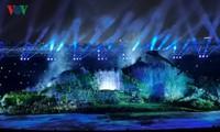 """Asian Games 2018 : Acara pembukaan yang mengesankan dan kolosal dalam suasana pesta dari """"negeri puluhan ribu pulau"""" Indonesia"""
