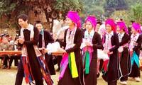 Upacara sedekah kepada hutan dari warga etnis minoritas Dao