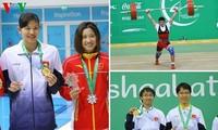 Kontingen olahraga Vietnam menduduki peringkat ke-17 di klasemen sementara Asian Games 2018