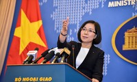 Vietnam meminta  segera menghentikan tembakan peluru sungguhan di pulau Ba Binh