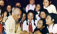 Salah satu di antara kisah-kisah tentang Presiden Ho Chi Minh