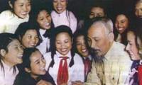 Satu kisah yang mengharukan tentang Presiden Ho Chi Minh