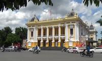 Penjelasan  tentang bangunan kuno di Kota Hanoi