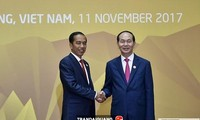 Presiden Republik Indonesia dan Istri memulai kunjungan kenegaraan di Vietnam