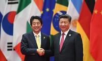 Jepang dan Tiongkok berbagi target denuklirisasi semenanjung Korea