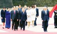 Masa 45 tahun penggalangan hubungan Vietnam-Jepang
