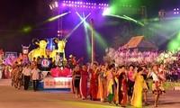 Festival untuk mendemonstrasikan  Pusaka budaya nonbendawi nasional