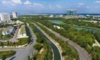 スマートシティの建設に取り組むビンズオン省