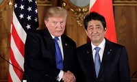 AS dan Jepang memulai perundingan dagang