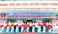"""Pembukaan Pameran: """"Bukti-bukti  sejarah dan hukum menegaskan Hoang Sa dan Truong Sa adalah wilayah Viet Nam"""""""