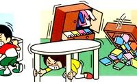 Keahlian dalam menghadapi gempa
