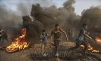 Israel memperhebat pasukan di sepanjang  perbatasan dengan Jalur Gaza