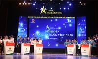 Program mengidentifikasikan barang Vietnam- Bangga akan barang Vietnam dimulai