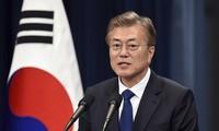 Presiden Republik Korea mengesahkan permufakatan puncak dan permufakatan militer antar-Korea