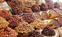 Perkenalan VOV5 tentang buah Kurma yang sangat digemari di Vietnam pada Hari Raya Tet