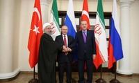 Rusia, Turki dan Iran akan segera mengadakan perundingan berikunya tentang Suriah