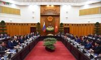 Membawa hubungan Kemitraan Komprehensif Vietnam-Rusia menjadi semakin intensif dan ekstensif
