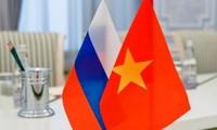 Hubungan Vietnam-Rusia terus mencapai prestasi-prestasi baru