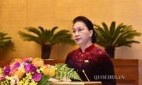 Ketua MN Nguyen Thi Kim Ngan : Terus membarui dan meningkatkan kualutas aktivitas MN
