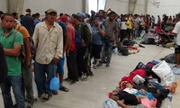 Indikasi yang menyedihkan dalam memecahkan masalah migran