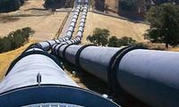 Jerman melindungi jalur pipa gas bakar Rusia tanpa memperdulikan ketegangan yang bersangkutan dengan Ukraina