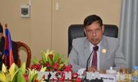Pembicaraan antara Delegasi tingkat tinggi Front Tanah Air Vietnam dan Delegasi Front Perasatuan dan Perkembangan Tanah Air Kamboja