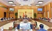 Komite Tetap MN Viet Nam sepakat melengkapi dana 460 miliar VND  untuk membeli lagi beras bantuan