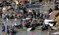 Jerman memberikan bantuan sebanyak 25 juta Euro bagi program- program rekonstruksi daerah musibah di Indonesia