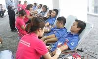 Iktisar surat pendengar dan perkenalan tentang gerakan penyumbangan darah sukarela di Vietnam tahap  2018-2023