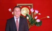 Memperkokoh hubungan persahabatan kerjasama antara tentara Vietnam dan Aljazair
