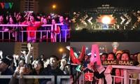 Menyampaikan suasana Tahun Baru 2019 di Vietnam