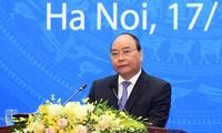 PM Vietnam, Nguyen Xuan Phuc menghadiri Konferensi evaluasi pekerjaan tahun 2018 Instansi Industri dan Perdagangan