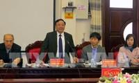 Badan Usaha Jepang melakukan survei terhadap lingkungan investasi di Provinsi Ha Nam