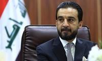 Irak menegaskan pendirian memprotes sanksi AS terhadap Iran