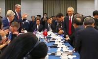 AS-Tiongkok mengakhiri hari kerja pertama dalam putaran perundingan dagang baru