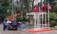 Memperkuat ttg  sosialisasi citra Vietnam  ke dunia internasional sehubungan dengan Pertemuan Puncak ke-2 AS- RDRK
