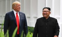 Menciptakan fudasi untuk perundingan - perundingan mengenai denuklirisasi di Semenanjung Korea