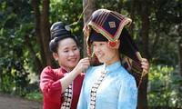"""""""Tang cau""""- Ritual  khusus dalam pernikahan dari kaum perempuan etnis minoritas Thai hitam di daerah  Tay Bac"""