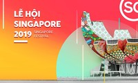 Ciri budaya khas Singapura di jantungnya Ibukota Hanoi