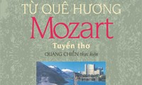 From Mozart's Homeland - a poetry collection translated into  Vietnamese