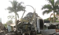 Air Defence museum preserves evidence of victory