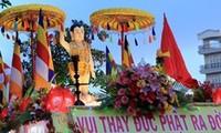 Vietnam Buddhist Shangha promotes national unity
