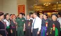 Upholding the role of prestigious people among ethnic groups