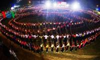 Xoe dance in Muong So